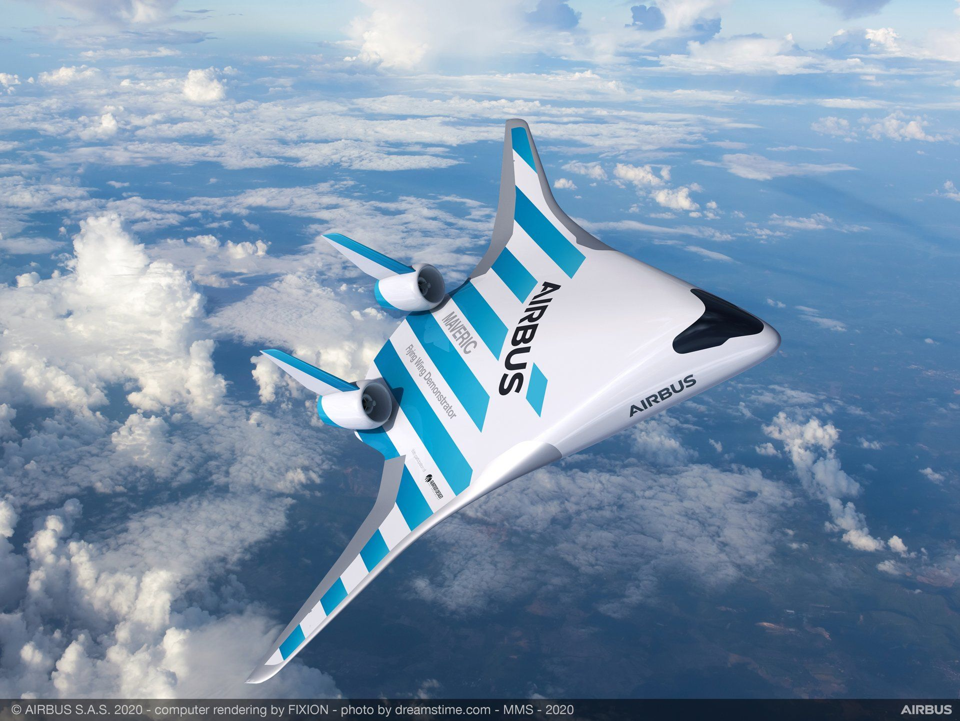 Will We One Day Fly in This 'Blended Wing' Airplane? Airbus Built a Prototype To Find Out.