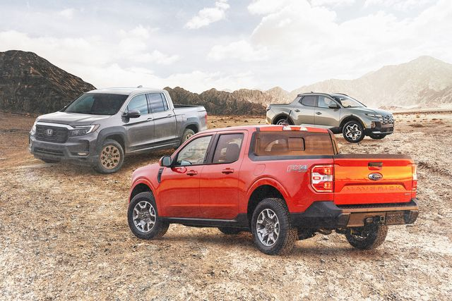 ford maverick vs the competition