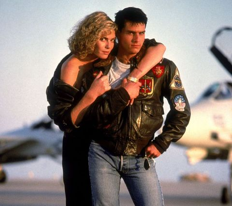 diy maverick from top gun halloween costume