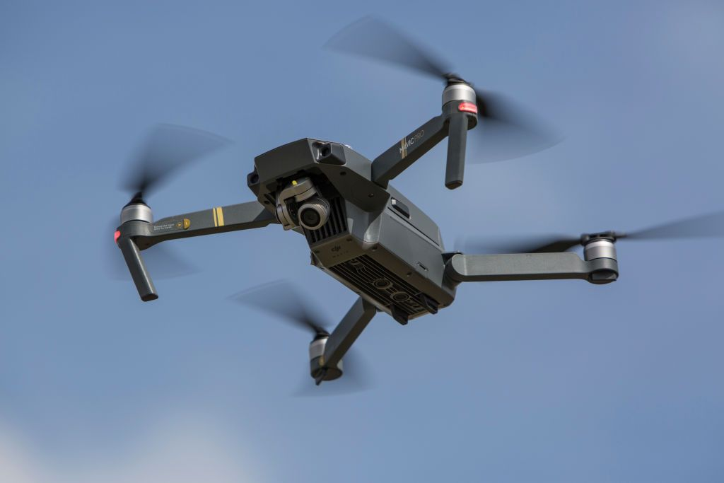 The U.S. Interior Department Signs No-Fly Order, Grounding All of Its Chinese-Made Drones