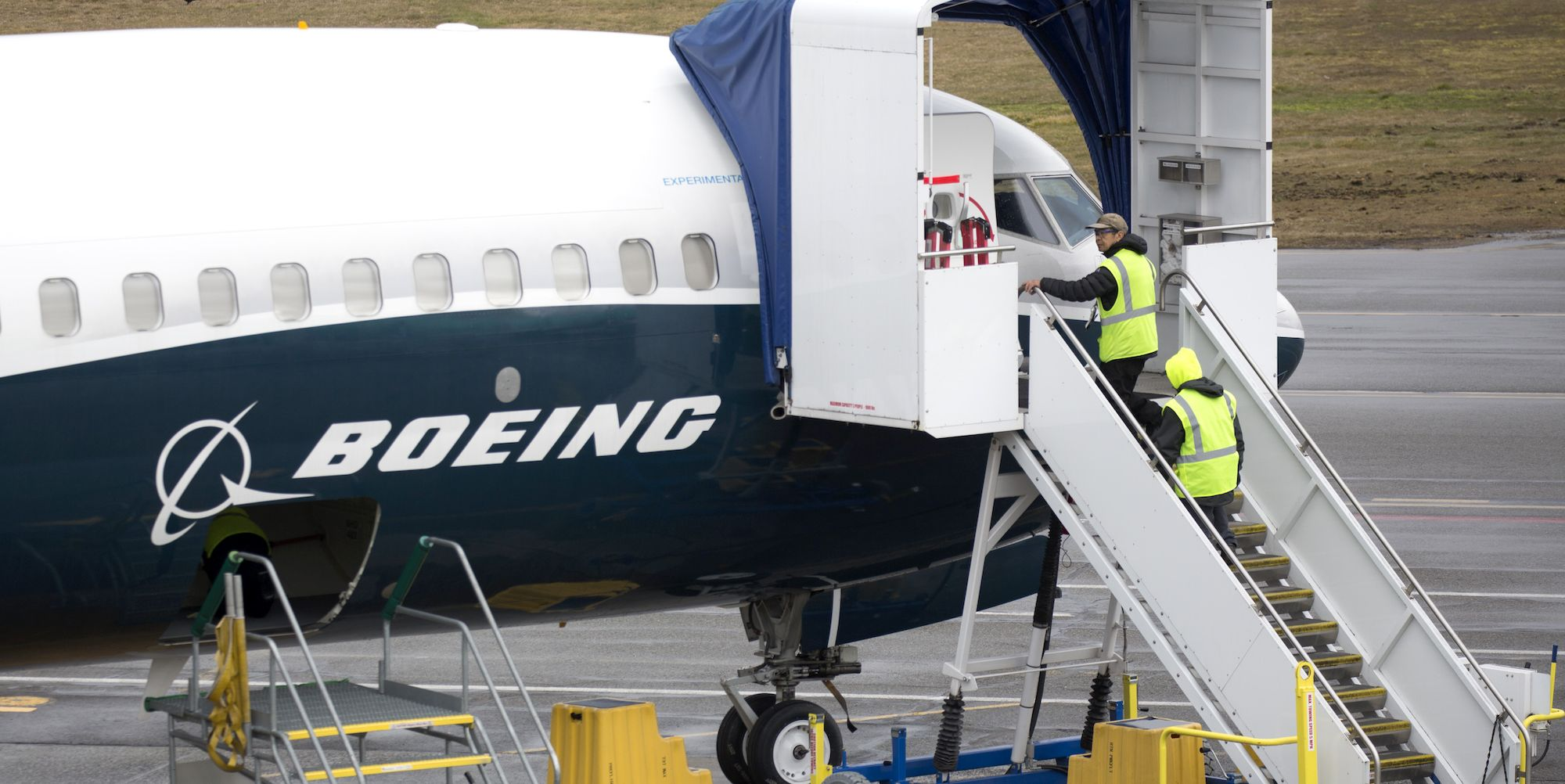 The FAA has handed an increasing amount of authority over to Boeing to certify the safety of its own planes.