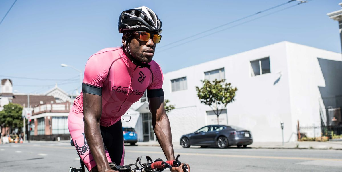 How This Pro Is Working to Diversify the Bike Community