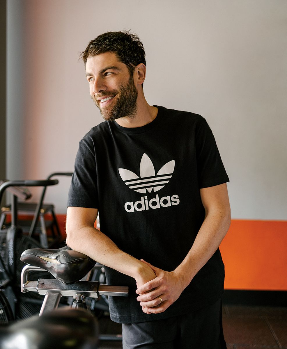 Actor Max Greenfield's Most Blissful Moments Come When He Runs
