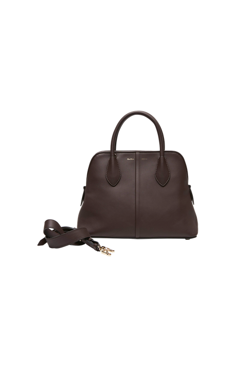 Bag, Handbag, Brown, Fashion accessory, Leather, Tote bag, Shoulder bag, Luggage and bags, Satchel, Birkin bag,