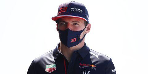 max verstappen, actual piloto de red bull racing