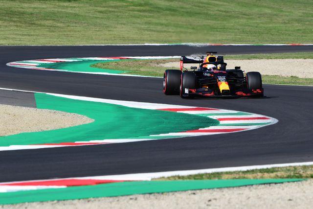 f1 grand prix of tuscany   qualifying