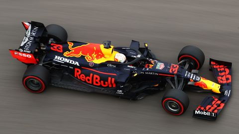 f1 grand prix of russia qualifying