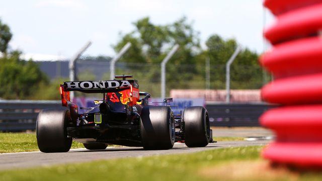 f1 grand prix of great britain practice