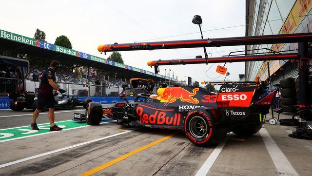 f1 grand prix of italy practice mqx verstappen