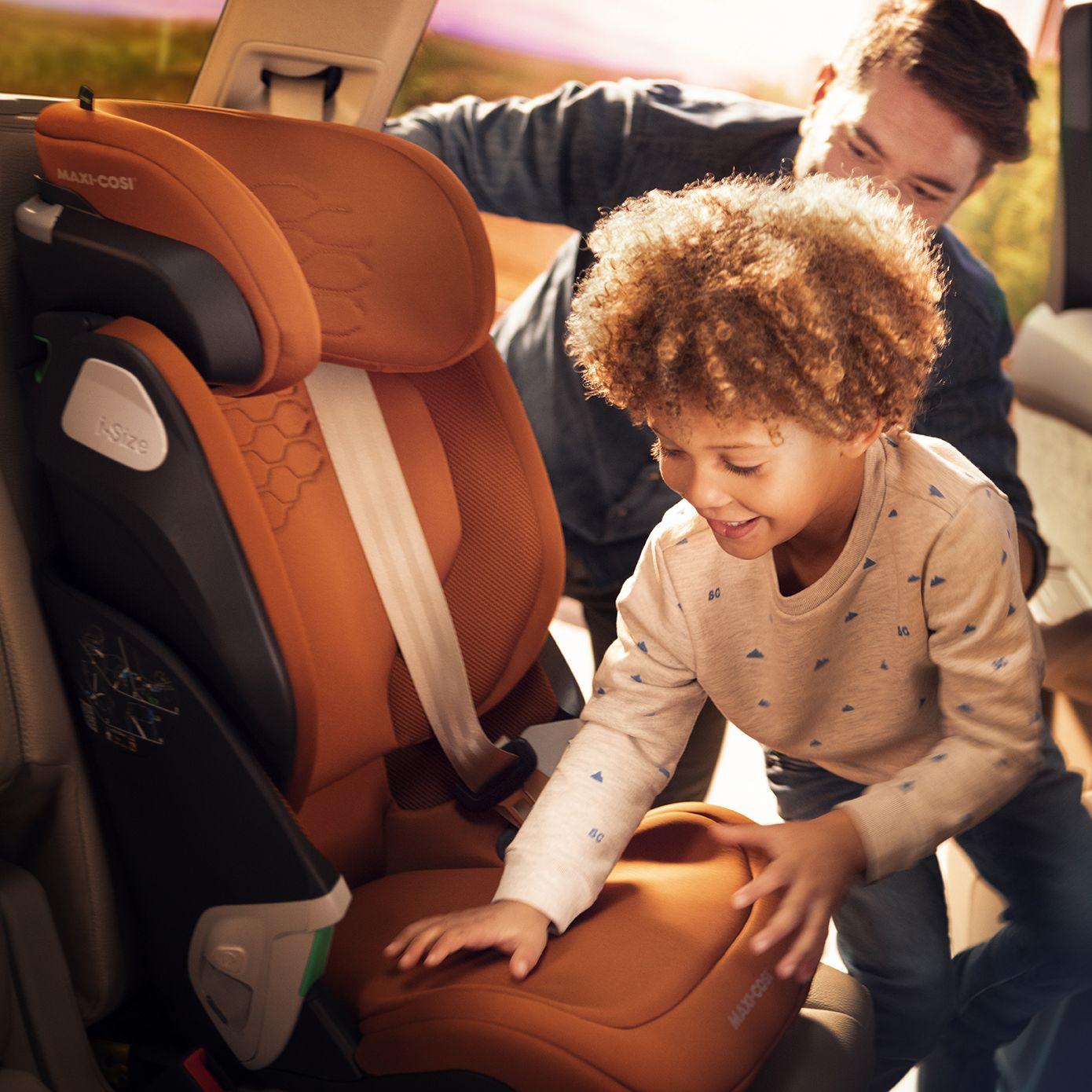 requisitos silla niños coche