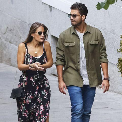 Maxi Iglesias y su nueva pareja