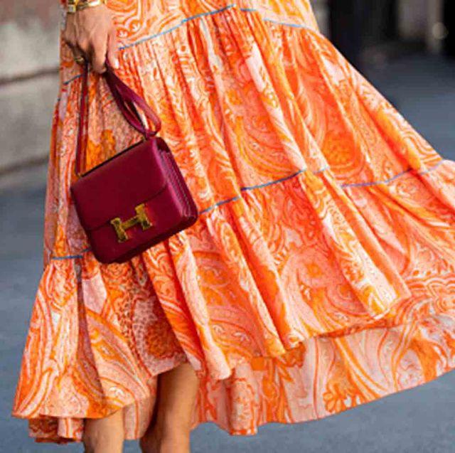 Maxi-jurken voor de zomer