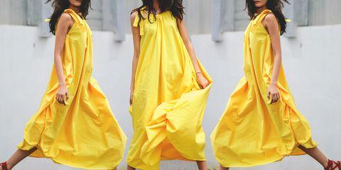 5963972ad7cb vestiti lunghi moda  i modelli top per il mare estate 2018