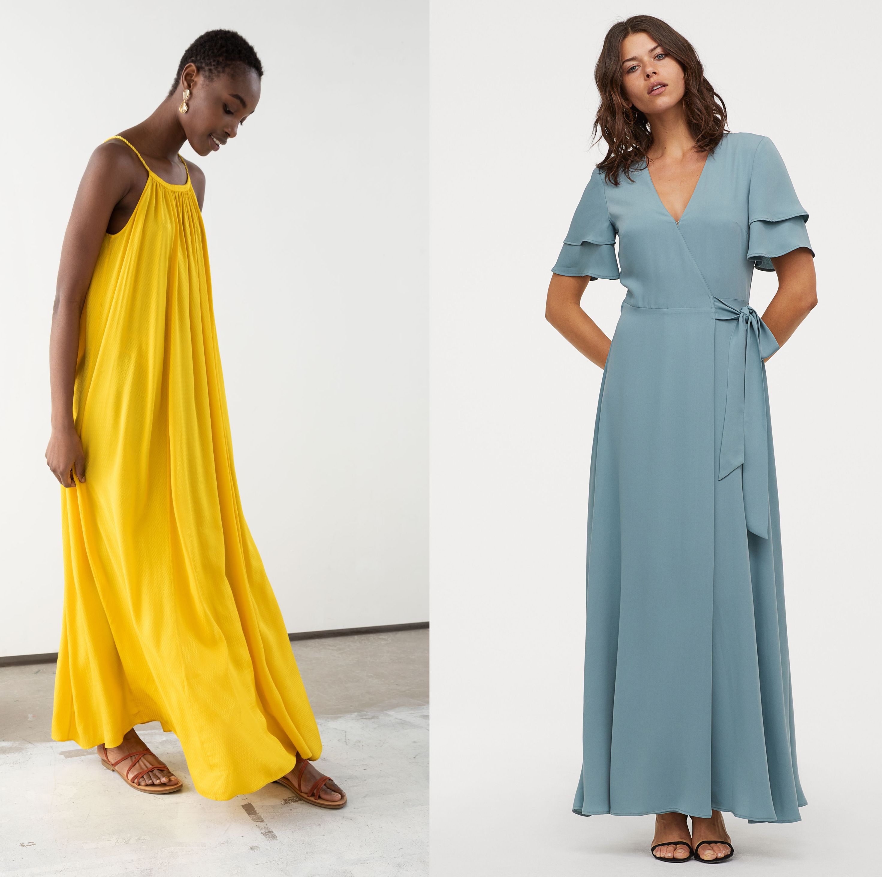 10 comfortable and stylish maxi dresses to add to your wardrobe this summer