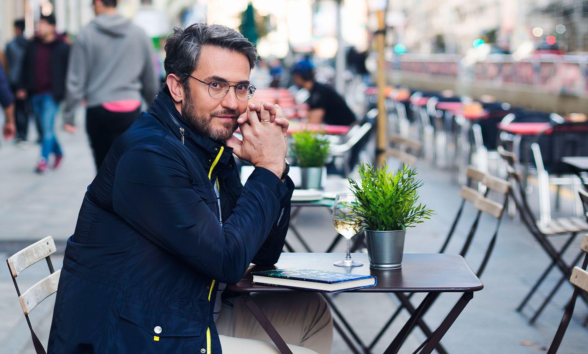 entrevista maxim huerta firmamento novela television