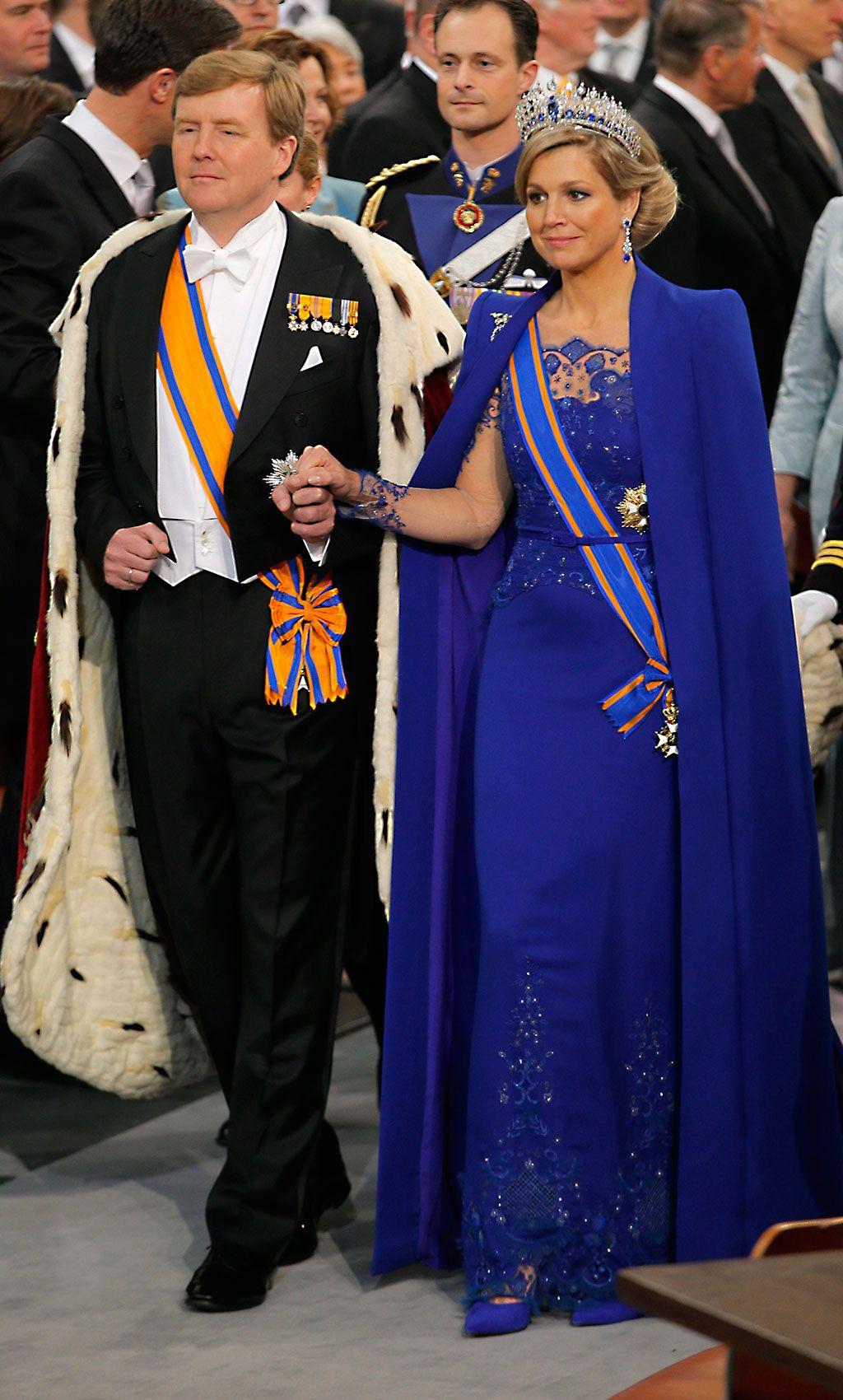 Máxima de Holanda looks