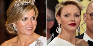 Máxima de Holanda y Charlène de Mónaco, unidas por el mismo vestido de Stella McCarthy