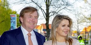 Reina Máxima y Rey Guillermo de Holanda