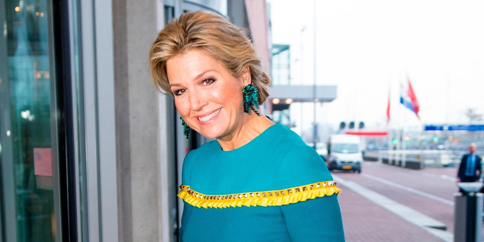 Máxima de Holanda en los Premios Príncipe Bernhard