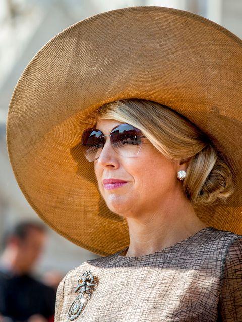 máxima lissabon zonnebril hoed 2017