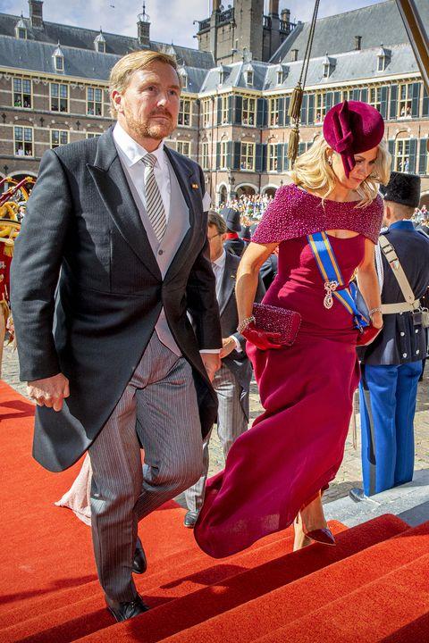 Outfit Máxima Prinsjesdag