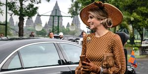 Dutch King Willem-Alexander and Queen Maxima Visit Indonesia