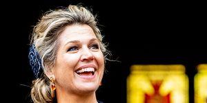 Máxima de Holanda copia a Letizia para su último look