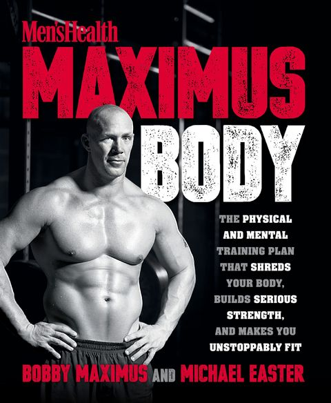 Bobby Maximus 21 Day Summer Shred Workout Plan