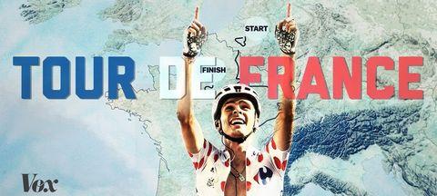 Vox Atlas, Tour de France