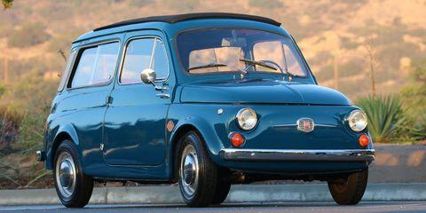 Land vehicle, Vehicle, Car, City car, Motor vehicle, Fiat 500, Classic car, Fiat, Subcompact car, Puch 500,