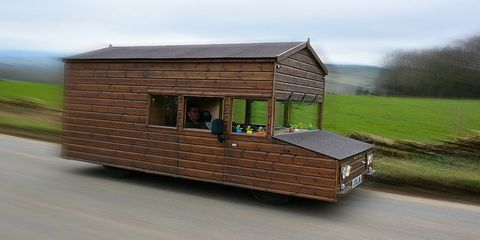 Shed, House, Building, Wood, Log cabin, Home, Scale model, Roof, Garden buildings, Mobile home,