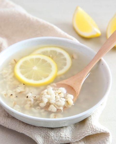 Dish, Food, Cuisine, Ingredient, Porridge, Produce, Lemon, Recipe,