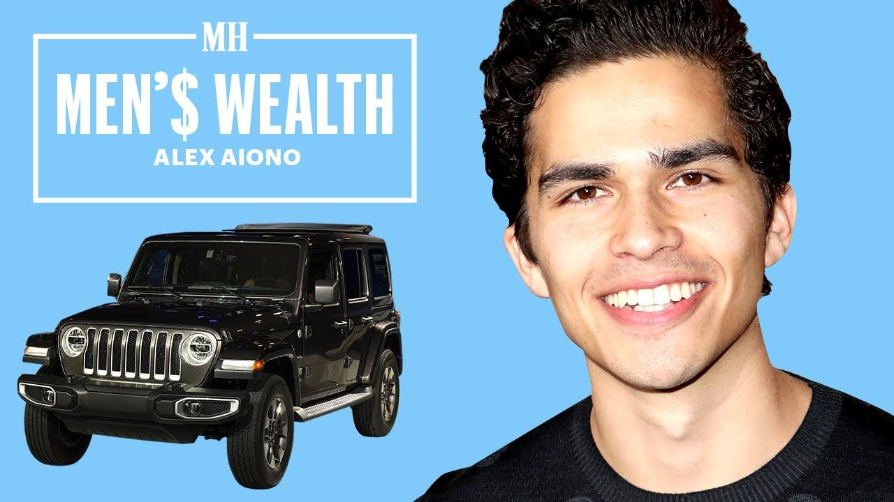 Alex Aiono On Financial Advice And His Most Tricked Out Investment