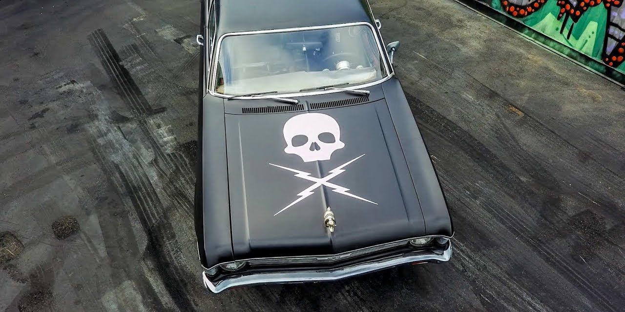 The real death proof nova was this guys high school daily driver