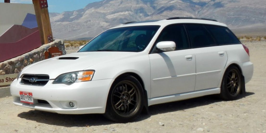 How To Build The Subaru Legacy Gt Sti America Deserved