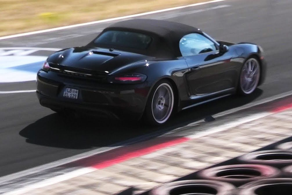 Listen to These Flat-Six-Powered Porsche 718 Cayman and Boxster Prototypes