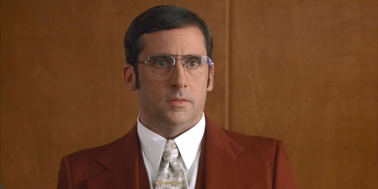 Steve Carell Is Really Up For 'Anchorman 3', If Anyone Else Fancies It