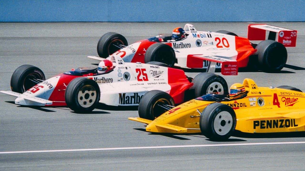 Relive the 1989 Indy 500 Right Here