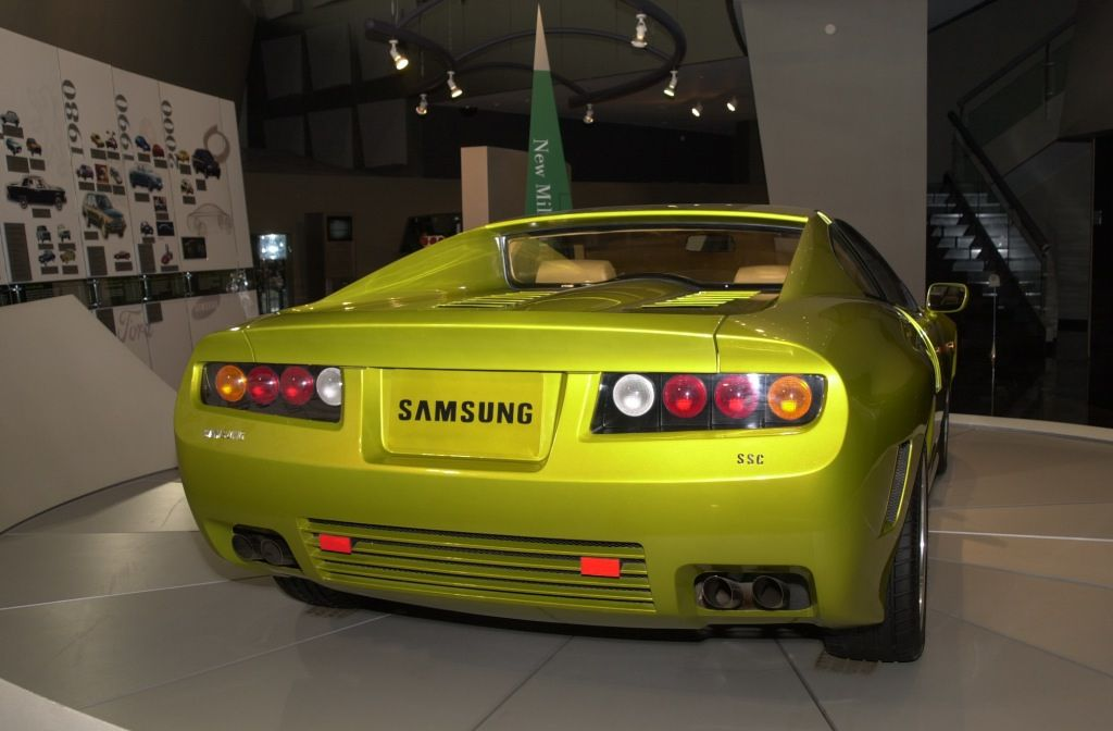The Samsung Ssc 1 Was A Mid Engined Korean Dream