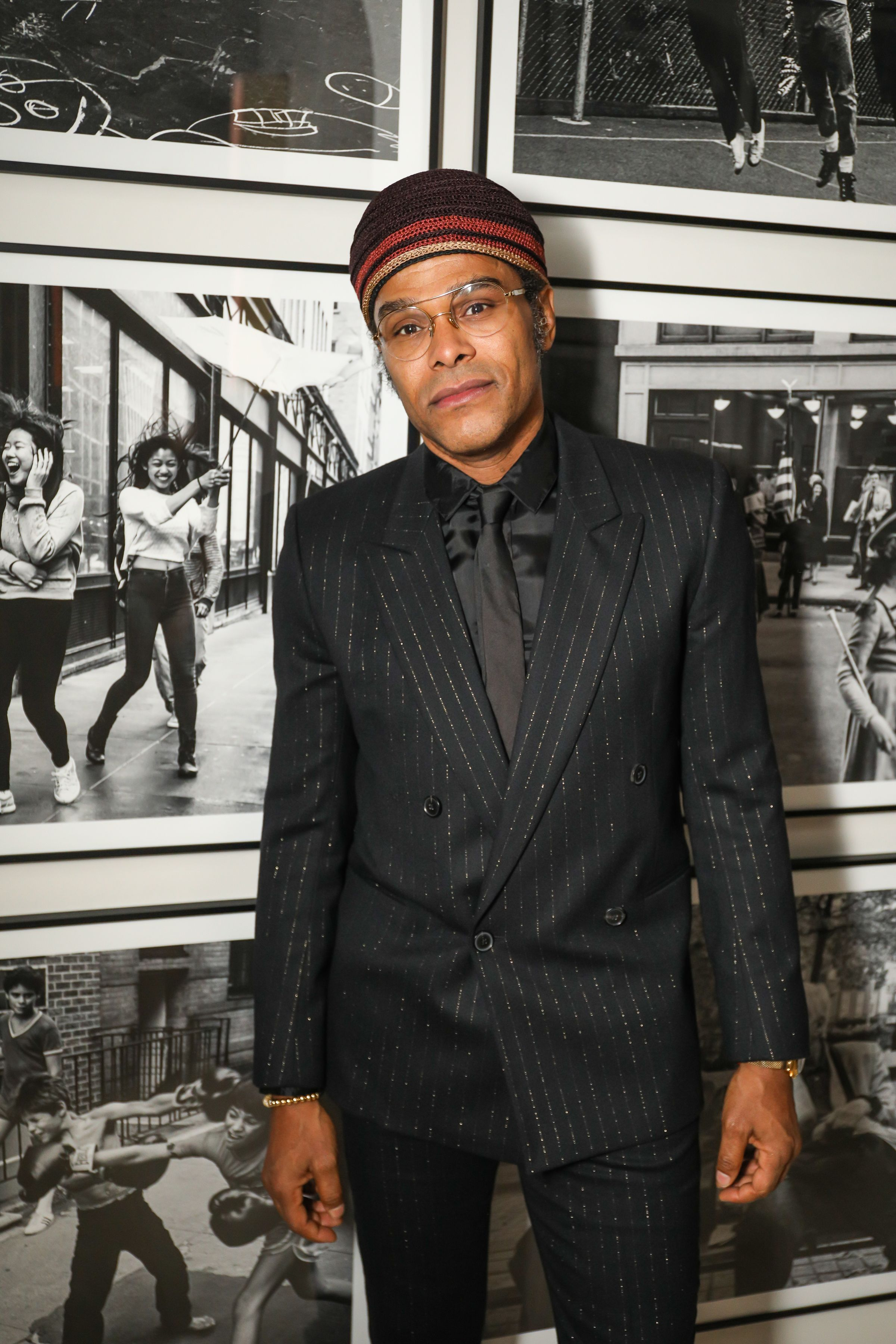 Maxwell Maxwell celebrates the premiere of The Times Square Edition, hosted by Ian Schrager, during the weekend of March 15-17.