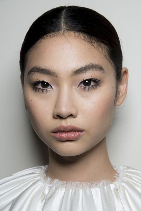 Brandon Maxwell AW19 Makeup