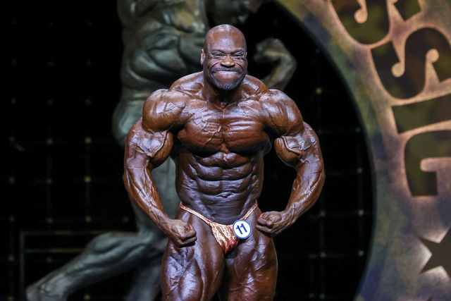 mister olympia