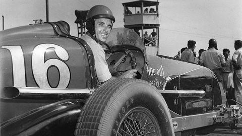 George Robson - 1946 Indy 500