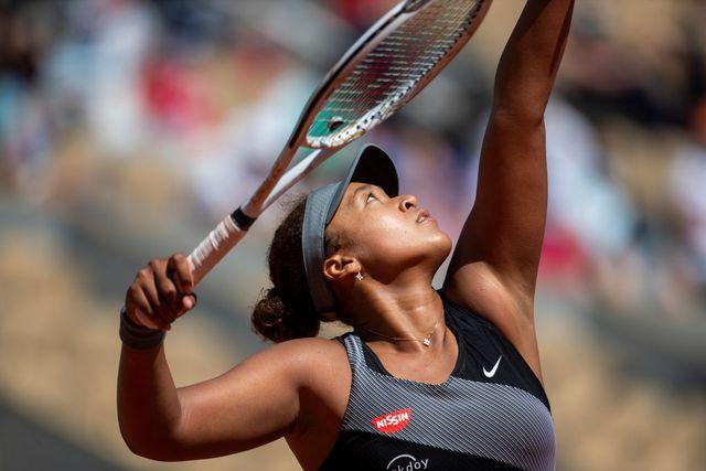 naomi osaka french open tennis