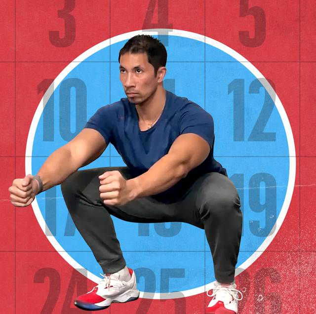 mens health may 2021 fitness challenge