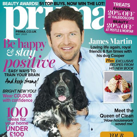 James Martin Prima May