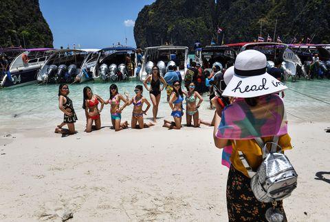 Maya Bay Beach in Thailand Will Close to Tourists - Thailand