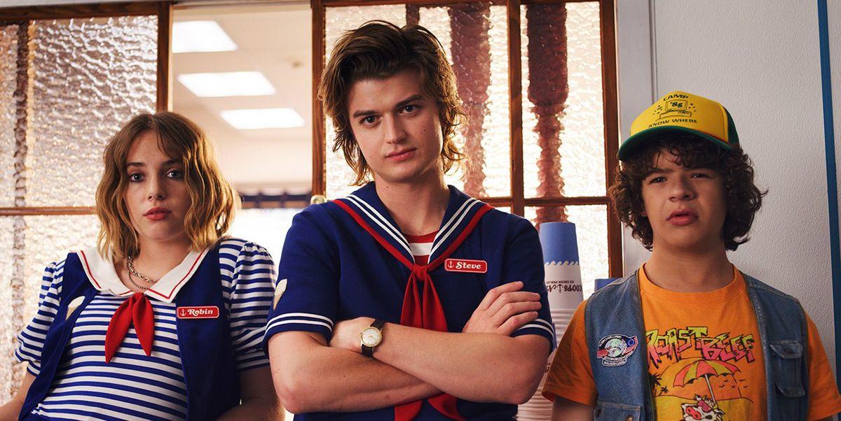 'Stranger Things': Maya Hawke, Joe Keery, Gaten Matarazzo y Sadie Sink ya ruedan la 4ª temporada
