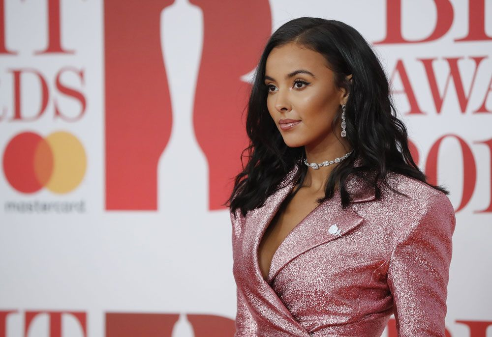 Maya Jama says it's 'flattering' that people wanted her to host Love Island