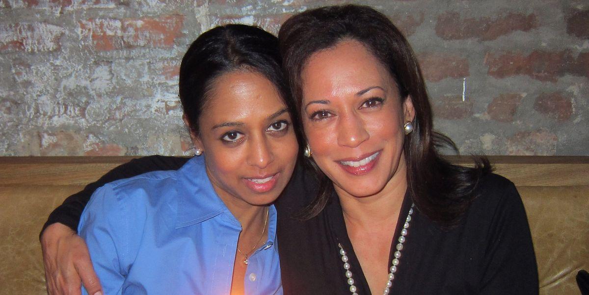 Who Is Maya Harris Kamala Harris Sister And Ex Campaign Chair